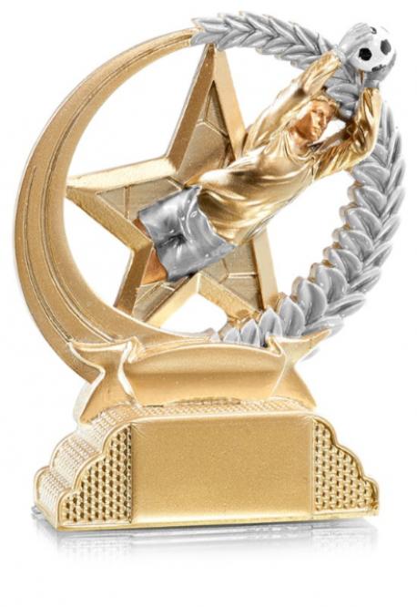 Coupe de Football en métal et céramique