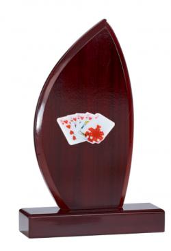 Trophée Personnalisé Figurine -8651