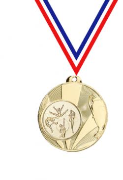 Trophée avec votre logo : 155-41- 17cm