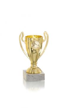 Trophée avec votre logo : 165-31- 17cm