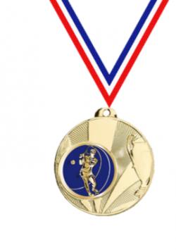 Trophée avec votre logo : 177-61- 14cm