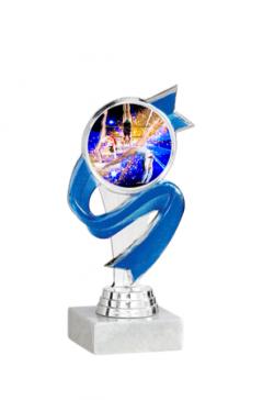 Trophée avec votre logo : 177-51- 20cm