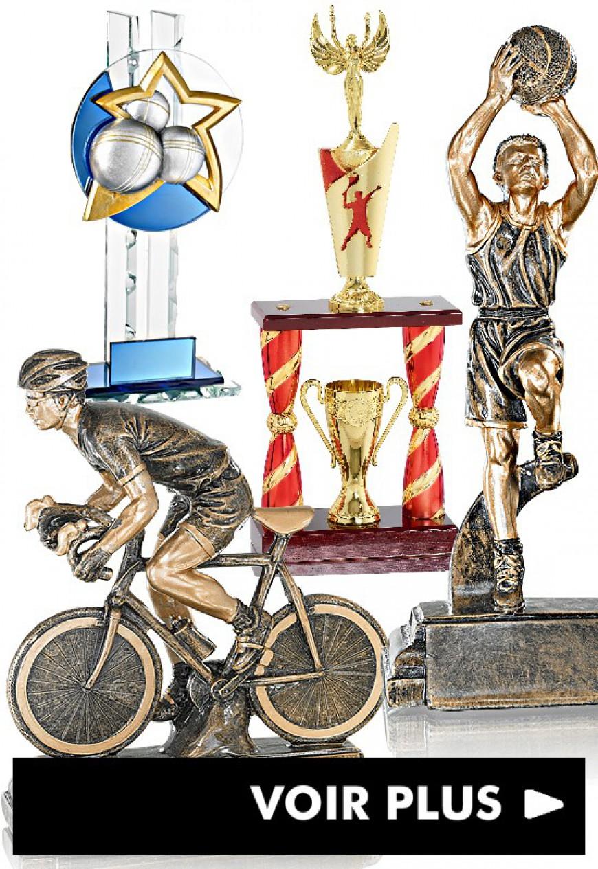 Trophées par sport