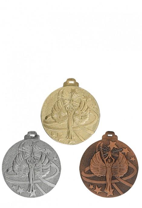 Lot de 10 médailles Course à pied NK04 avec Ruban