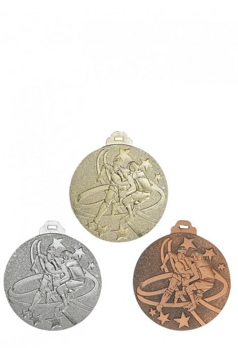 Lot de 100 médailles Rugby NX15