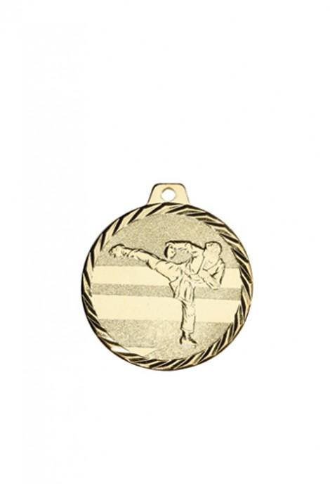 Lot de 100 médailles Course à pied NX04 avec Ruban