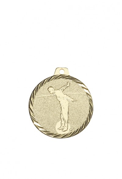 Lot de 100 médailles Judo NX011 DAB