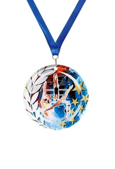Plaque Gravée pour Trophée 75-40