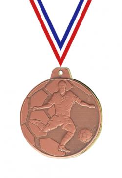 Trophée en Verre avec Applique : 13231