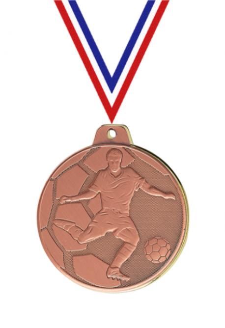 Trophée en Verre avec Applique :13431