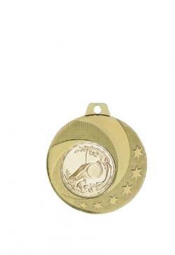 Trophée en Verre avec Applique : 13441