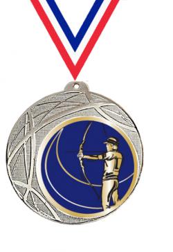 Trophée en Verre avec  Applique :13671