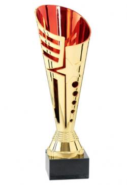 Trophée en Verre Personnalisable  - 15971