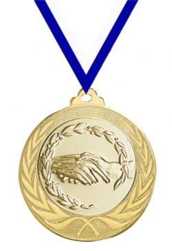 Médaille Personnalisable - 066