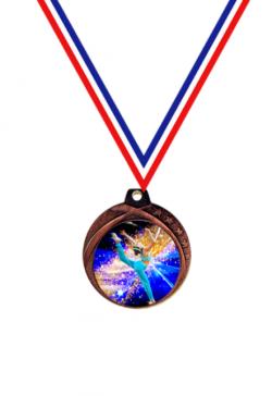 Trophée en Bois avec Applique : 12531