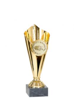Trophée en Bois avec Applique : 12611