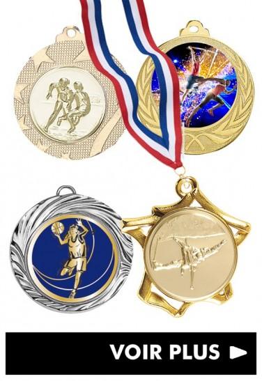 Médailles Personnalisables