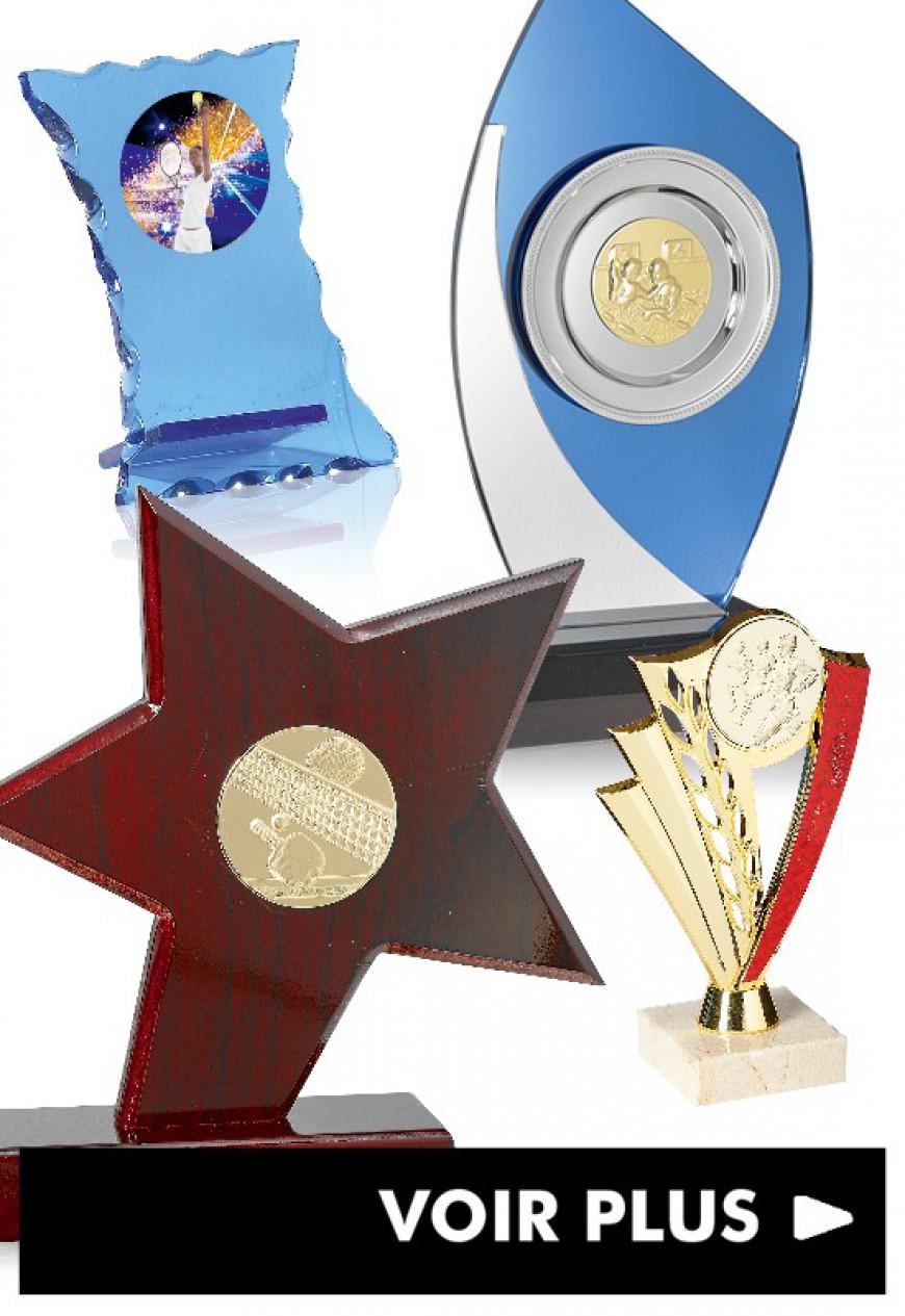 Trophées Medailles