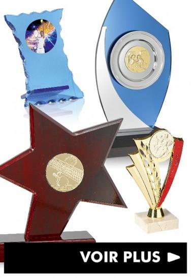 """Trophées """"Les Porte-Médailles"""""""