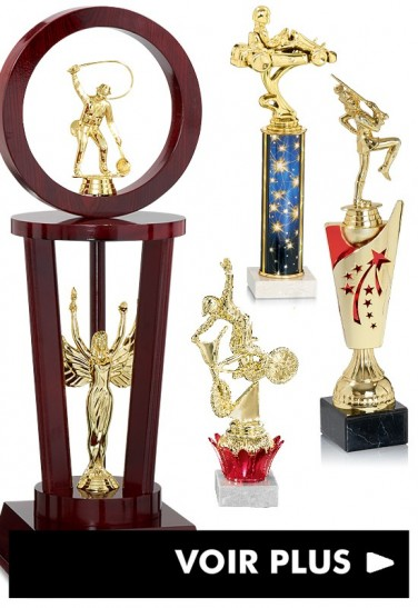 """Trophées """"Les Figurines"""""""