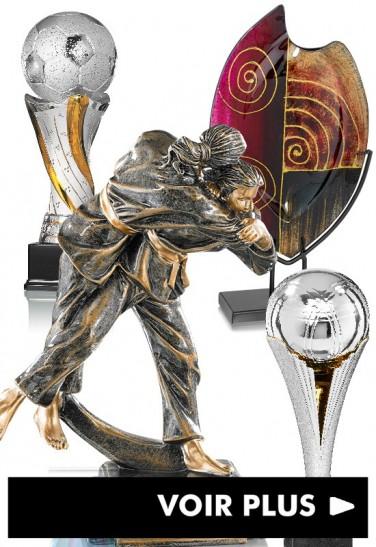 """Trophées """"Les Statuettes"""""""