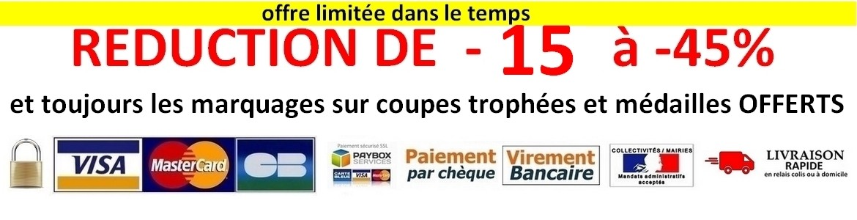 Coupes m dailles troph es 50 afb r compenses - Trophees coupes recompenses ...